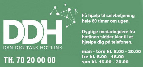 Den Digitale Hotline